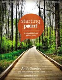 Starting Point : A Conversation about Faith by Andy Stanley - Paperback - 2015 - from ThriftBooks and Biblio.com