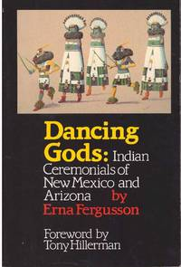 image of DANCING GODS.; Indian Ceremonials of New Mexico and Arizona