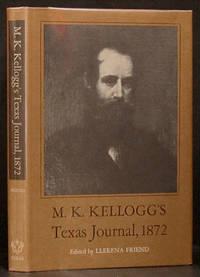 image of M.K. Kellogg's Texas Journal, 1872