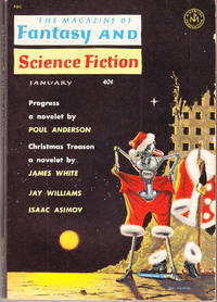 Fantasy and Science Fiction, January 1962