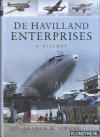 De Havilland Enterprises. A History