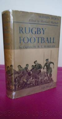 RUGBY FOOTBALL Incorporating the Revised Laws for the Season 1937-8