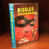 Biggles and the Black Mask (Publisher series: Biggles Series.)