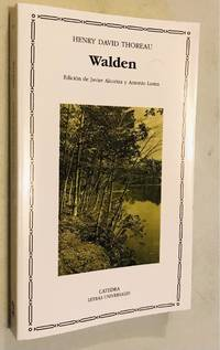 image of Walden (Letras Universales) (Spanish Edition)