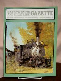 image of NARROW GAUGE AND SHORT LINE GAZETTE - JANUARY/FEBRUARY, 1984; VOLUME 9, NUMBER 6