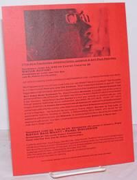 image of Sistah Action! [handbill] at the Castro Theatre, 17th San Francisco International Lesbian_Gay Film Festival