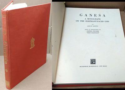 New Delhi: Munshiram Manoharlal, 1971. Second edition. Hardcover. Quarto; Second edition (First publ...