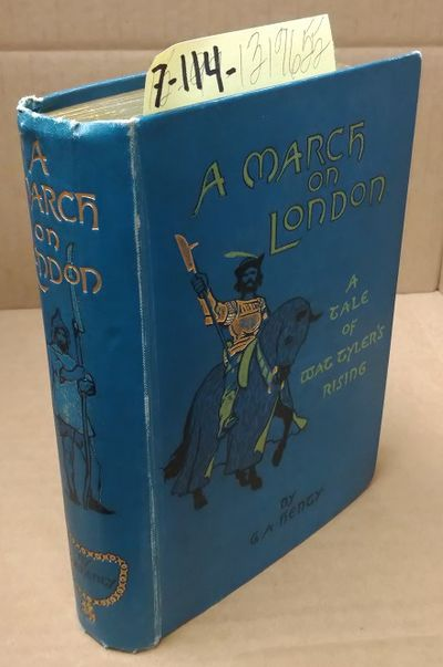 London, Glasgow and Dublin: Blackie & Son, Limited, 1898. First Edition. Hardcover. 12mo; pp 352; Go...