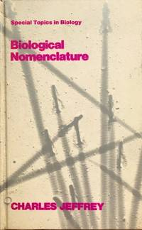 Biological nomenclature