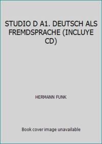Studio D: Kurs- Und Arbeitsbuch A1 (German Edition)