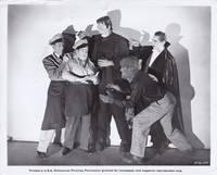 Abbott and Costello Meet Frankenstein (Original publicity photograph from the 1948 film)