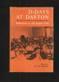 image of D-Days At Dayton Reflections on the Scopes Trial