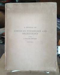 image of A Journal of American Ethnology and Archaeology Volume I (1891)