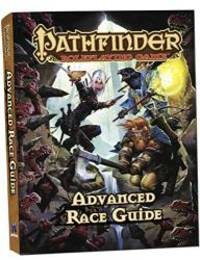 image of Pathfinder Roleplaying Game: Advanced Race Guide Pocket Edition
