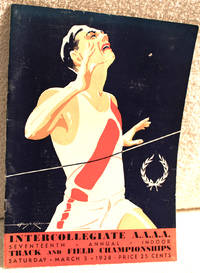 INTERCOLLEGIATE A.A.A.A. SEVENTEENTH ANNUAL INDOOR TRACK AND FIELD CHAMPIONSHIPS Saturday March 5, 1938