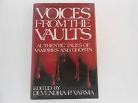 Voices from the Vaults: Authentic Tales of Vampires and Ghosts (signed)