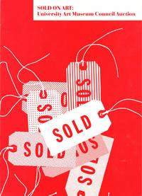 Sold on Art: University Art Museum Council Auction (Invitation, RSVP Card, RSVP Envelope, Mailing Envelope)