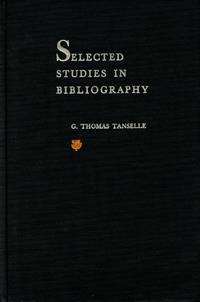 Selected Studies in Bibliography