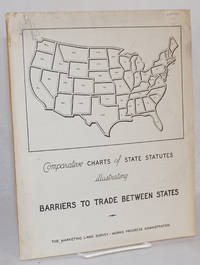 Comparative charts of state statutes illustrating Barriers to Trade between states