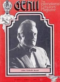 image of Genii: The International Conjurors Magazine: April 1981