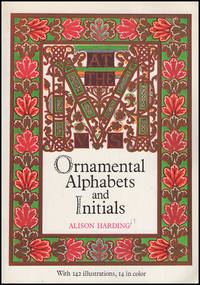 Ornamental Alphabets and Initials