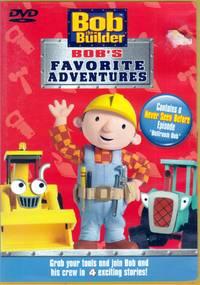 Bob the Builder - Bob's Favorite Adventures [DVD]