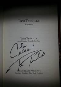 TONI TENNILLE: A MEMOIR (SIGNED)