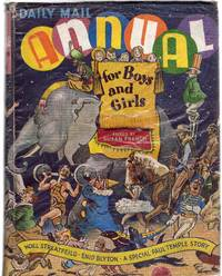 image of Daily Mail Annual for Boys and Girls
