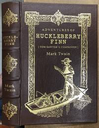 Adventures of Huckleberry Finn (Tom Sawyer's Companion) by Mark Twain  - Hardcover  - 1994  - from Read It Again Books (SKU: 2325)