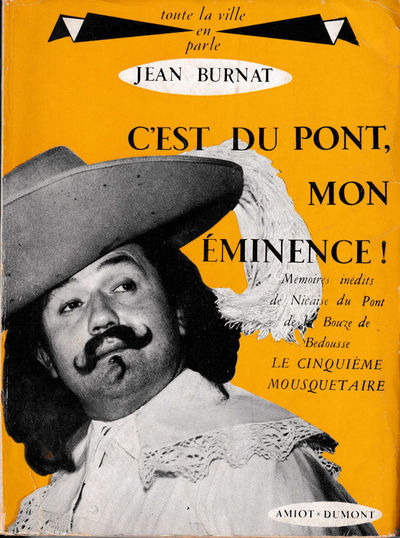 Paris: Amiot Dumont, 1955. Paperback. Good. 237 pp. Light creases and wear to the spine, wear to the...