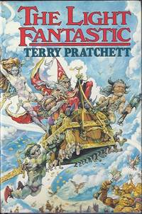 LIGHT FANTASTIC [THE] by  Terry Pratchett - Hardcover - Book Club (BCE/BOMC) - 1987 - from Top Shelf Books and Biblio.co.uk