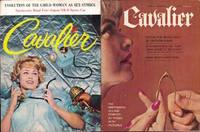 Cavalier (2 vintage adult magazines, 1962-63)