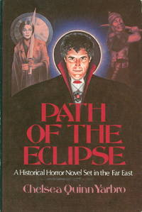 image of PATH OF THE ECLIPSE: An historical horror novel, fourth in the Count St. Germain series.