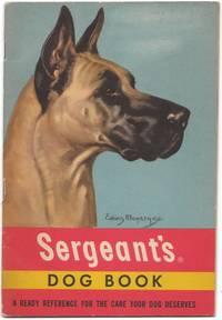 image of A 1950 Vintage Advertising Pamphlet for Dog Lovers : Sergeant's Dog Book