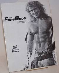 The Fone Book: vol. 2, #11, December 1991; Hot! 1992 Calendar preview