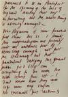 DEREK JARMAN Archive of unpublished signed autographed letters (ca. 1985-88)