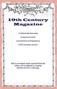 E. Meissonier: Personal Recollections and Anecdotes. A rare original article from the Nineteenth...