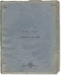 image of The Fly (Original screenplay for the 1958 film)