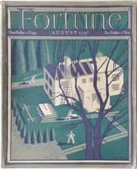 Fortune Magazine.  1936 - 08.