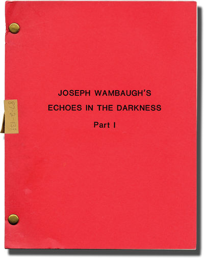 Los Angeles: Columbia Broadcasting System , 1987. First Draft script for the 1987 television movie. ...
