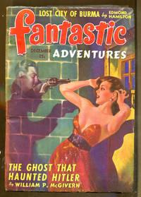 Fantastic Adventures: December, 1942