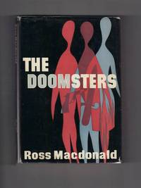 THE DOOMSTERS by  Ross (Kenneth Millar). MacDonald - 1st Edition - 1948 - from TBCL  The Book Collector's Library and Biblio.com