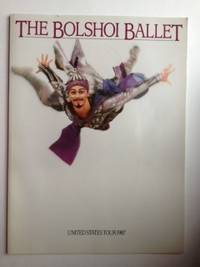 The Bolshoi Ballet  United States Tour 1987