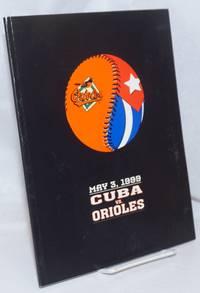image of Cuba vs. Orioles, May 3, 1999