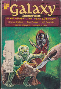 Galaxy, May 1977 (Volume 38, Number 3)
