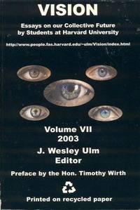 image of Vision (Volume VII, 2003)
