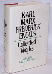 image of Karl Marx. Collected works, vol 33: 1861-63