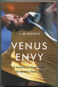 image of Venus Envy: A Sensational Season Inside the Women's Tennis Tour