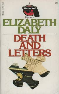 image of DEATH AND LETTERS