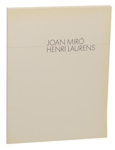 London: Waddington Galleries, 1984. First edition. Softcover. 55 pages. Exhibition catalog for a sho...